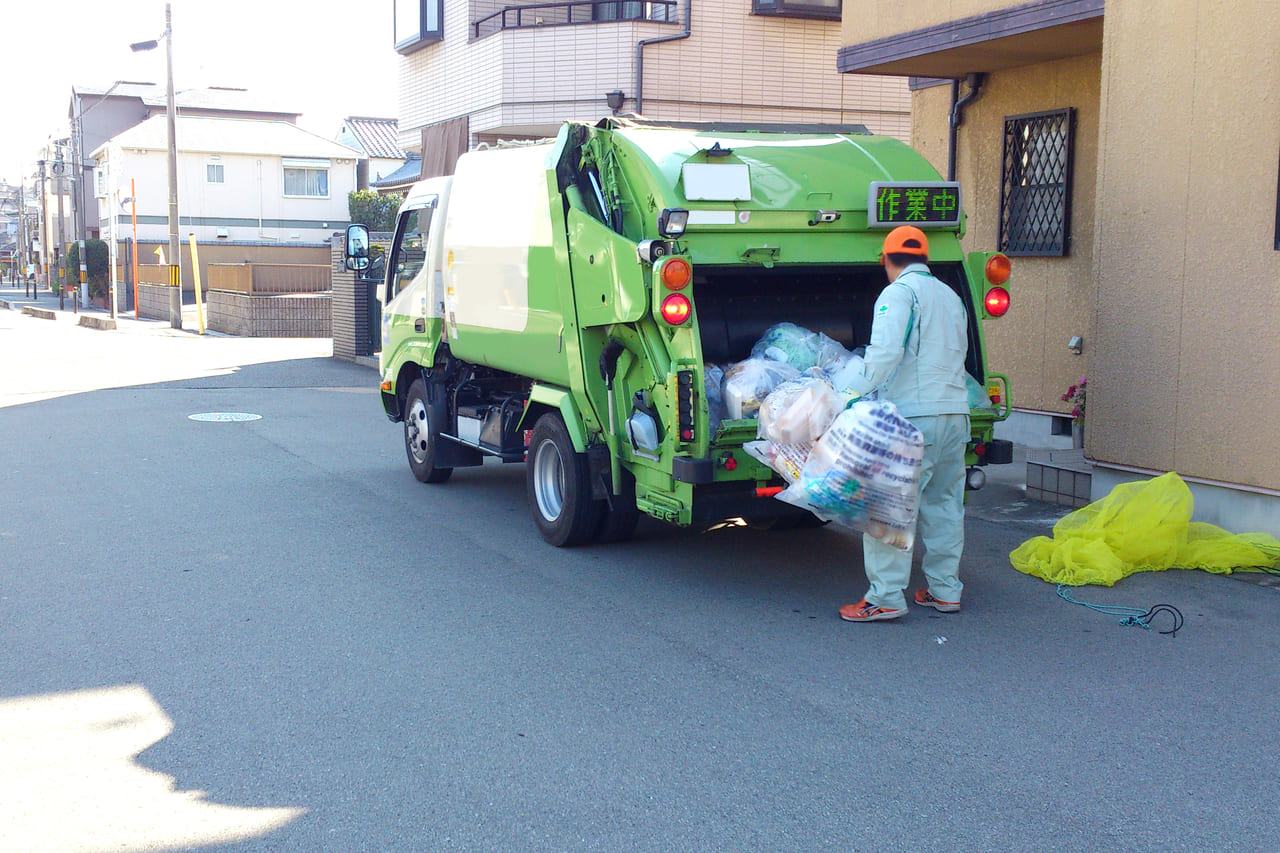 横浜 ゴミ 市 収集